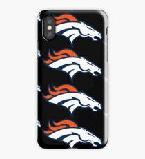 Denver Broncos iPhone Case/Skin