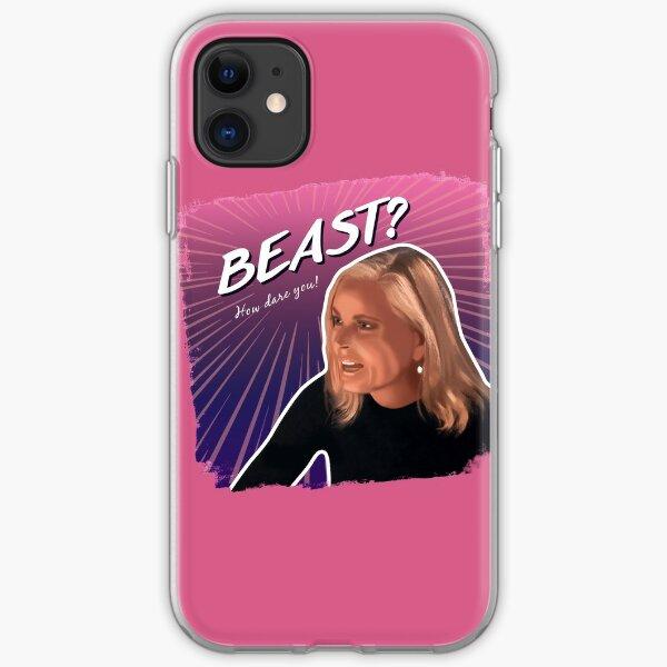 Eileen BEAST? iPhone Soft Case