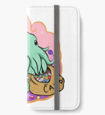 Cthulu baby iPhone Wallet/Case/Skin