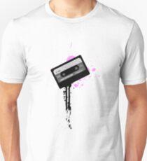Cassette Radio Tee Unisex T-Shirt