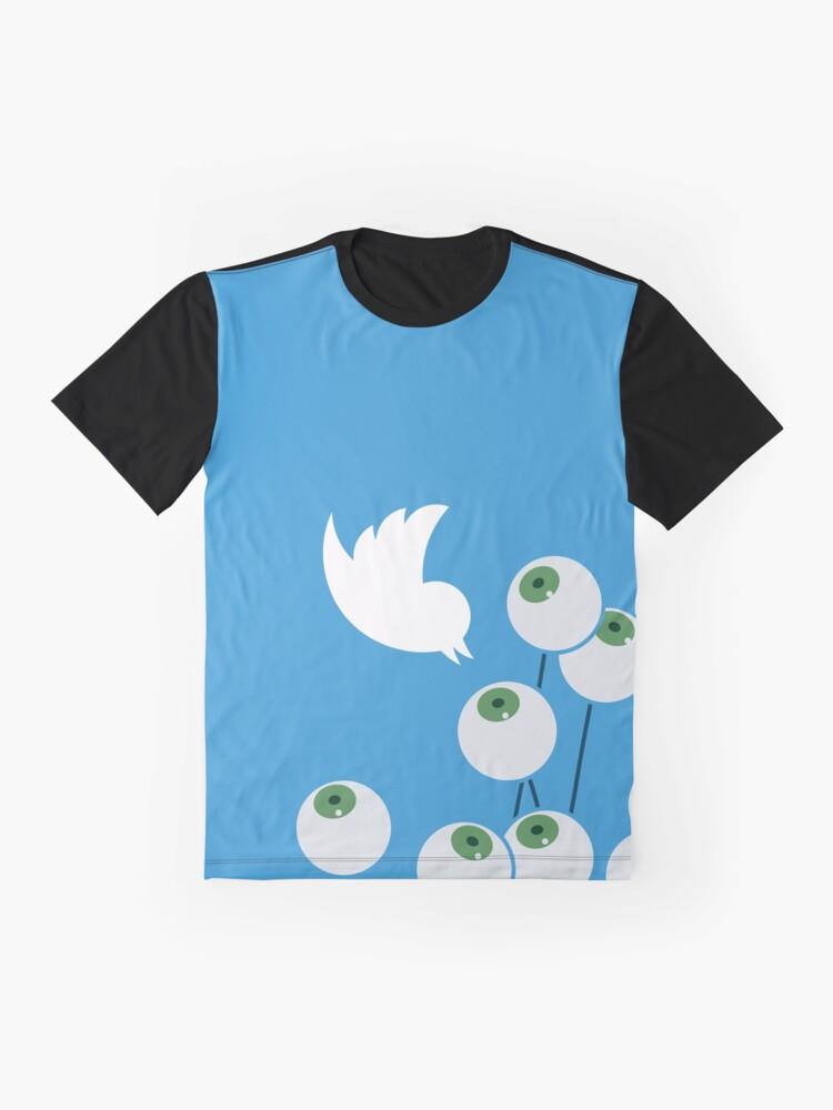 Alternate view of Nectar Graphic T-Shirt