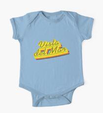 Vista del Mar | Retro Rainbow Kids Clothes