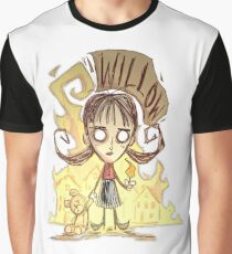 Don't Starve - Willow Graphic T-Shirt