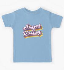 Hayes Valley | Retro Rainbow Kids Clothes