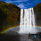 Iceland waterfall by mwilliams9798