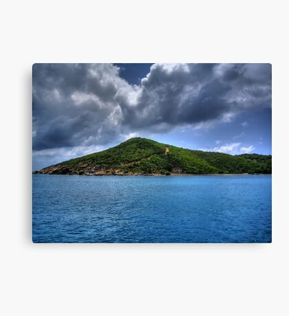 St. Thomas Canvas Print