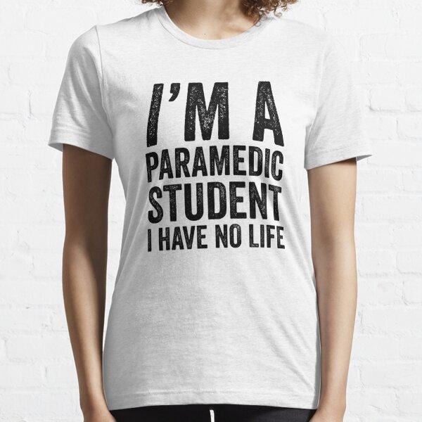 Paramedic Student Essential T-Shirt
