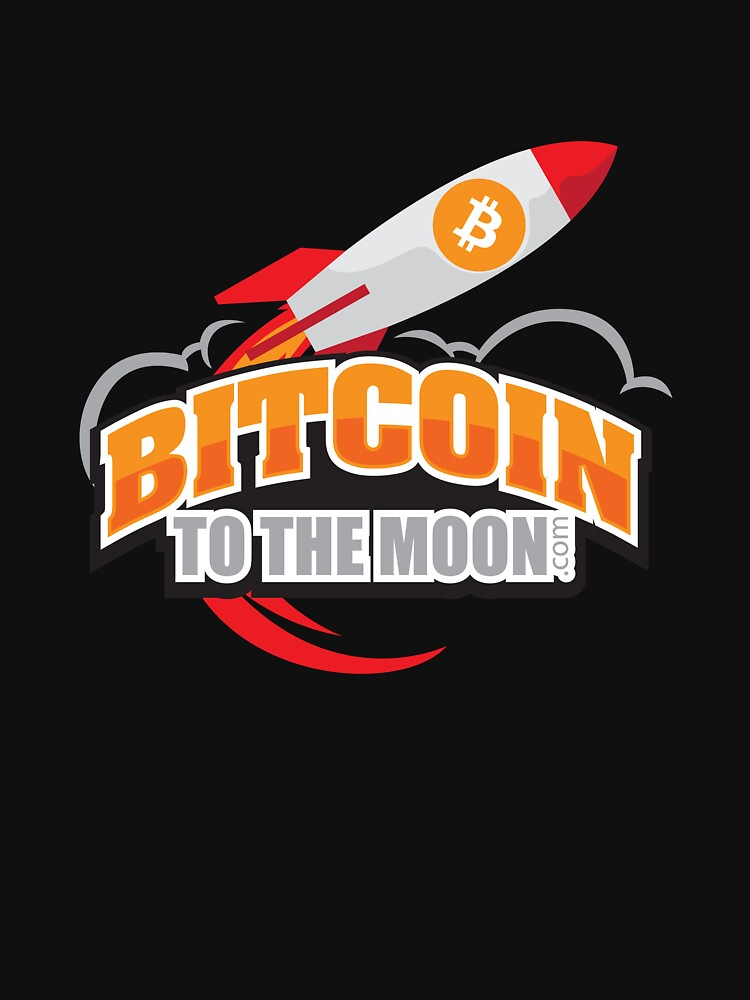 Bitcoin to the Moon by BitcoinStore