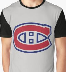 Montreal Canadiens Graphic T-Shirt