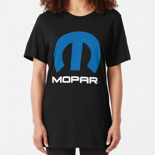 Mopar Logo Slim Fit T-Shirt