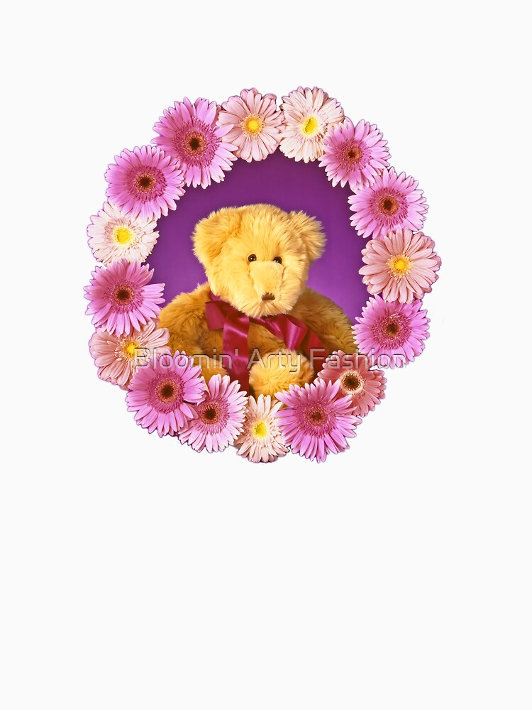 Teddy in a Ring T-Shirt by aarty