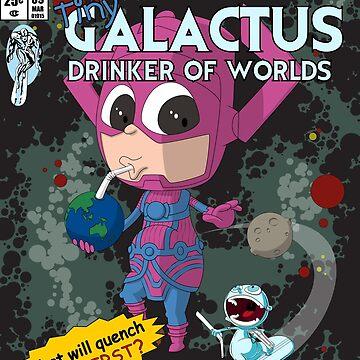 Drinker of Worlds - The Comic by Joshessel