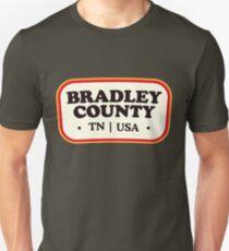 Bradley County | Retro Badge T-Shirt