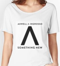 Axwell /\ Ingrosso Women's Relaxed Fit T-Shirt