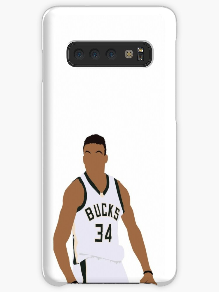 4031d91256c Giannis Antetokounmpo  The Greek Freak  Minimalist Art (Phone Cases ...