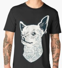 Tattooed Chihuahua Men's Premium T-Shirt