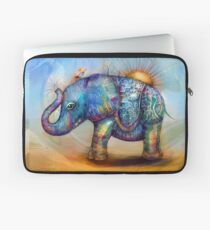 magic rainbow elephant Laptop Sleeve