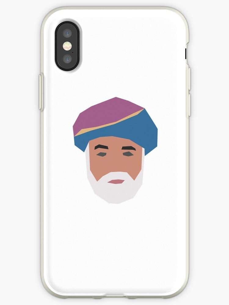 Sultan Qaboos  by MazinVI