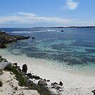 Salmon Bay - Rottnest Island, Western Australia by Dan Monceaux