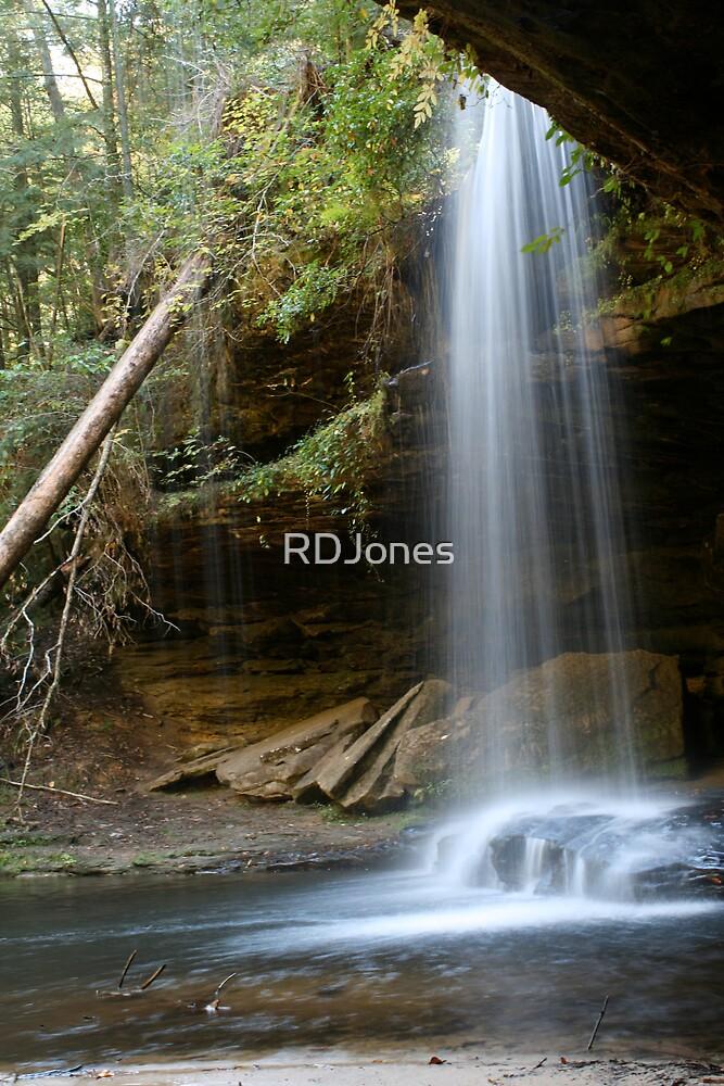 Caney Waterfall 2 by RDJones
