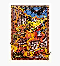 Dead & Company, Nov 17,  New Best Poster  Photographic Print