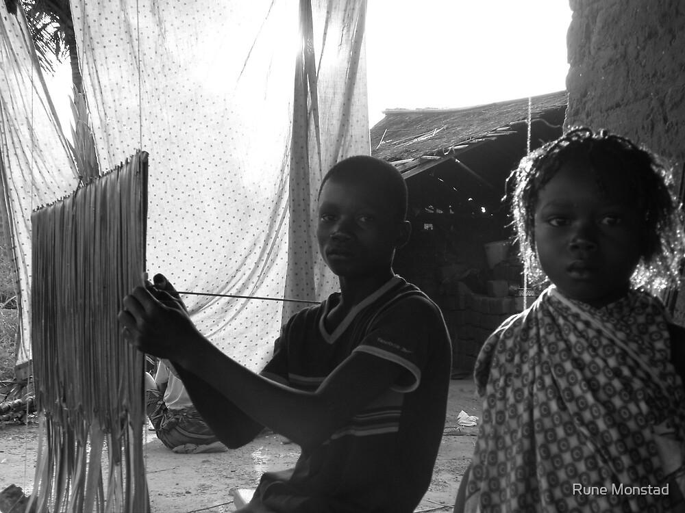 Cote d Ivoire by Rune Monstad
