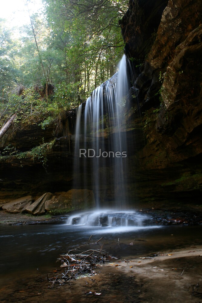 Caney Waterfall 3 by RDJones