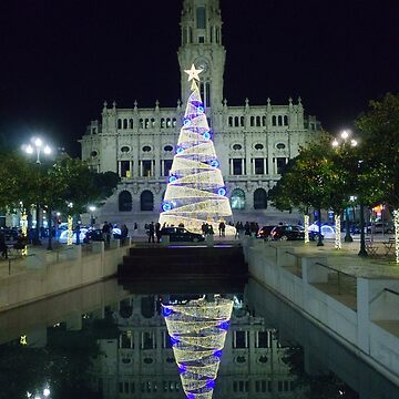 Reflection on Christmas by CiaoBella