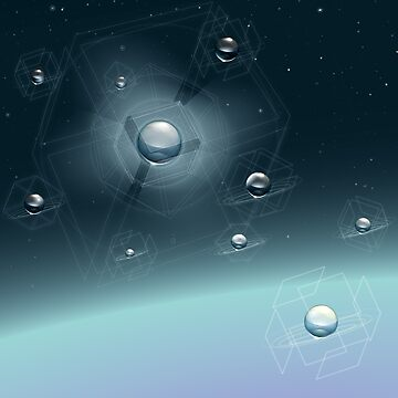 The Cubic Invasion by VeeVee
