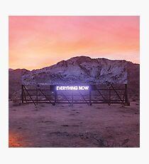 Lámina fotográfica Arcade Fire - Todo Ahora