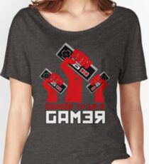 Choose to be a GAMER Women's Relaxed Fit T-Shirt