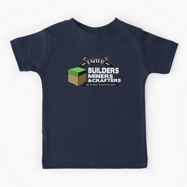 Been Around the Block - Minecraft Shirt Kids T-Shirt