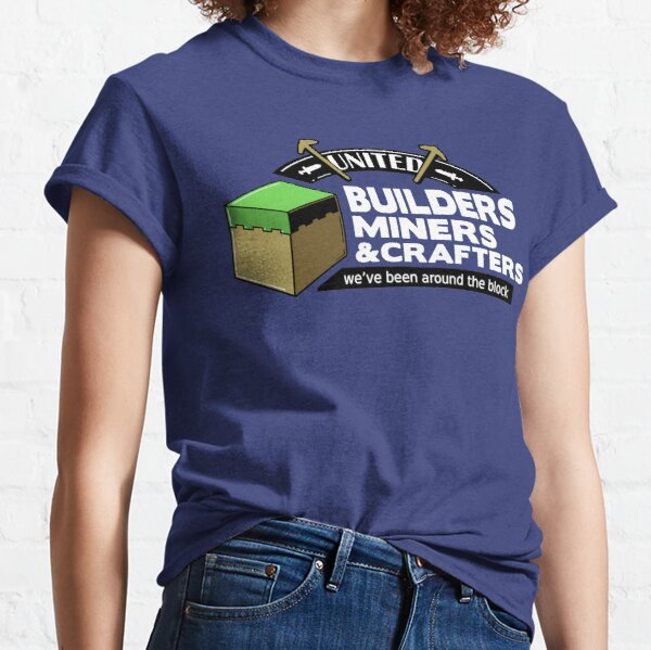 Been Around the Block - Minecraft Shirt Classic T-Shirt