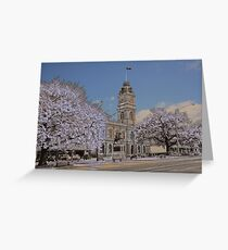 Ballarat Town Hall Greeting Card