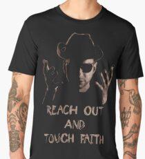 Reach Out And Touch Faith Men's Premium T-Shirt