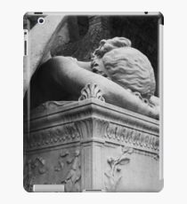 Mourning Angel iPad Case/Skin