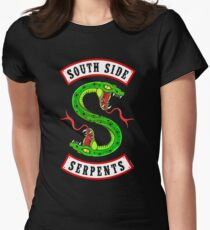 South Side Serpents Women's Fitted T-Shirt