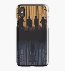 Stranger Things - Upside Down iPhone Case/Skin