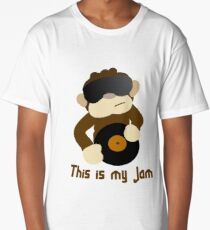This is my Jam Long T-Shirt