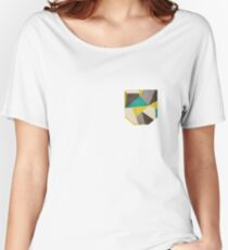 Polygons Women's Relaxed Fit T-Shirt