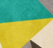 Polygons Sticker