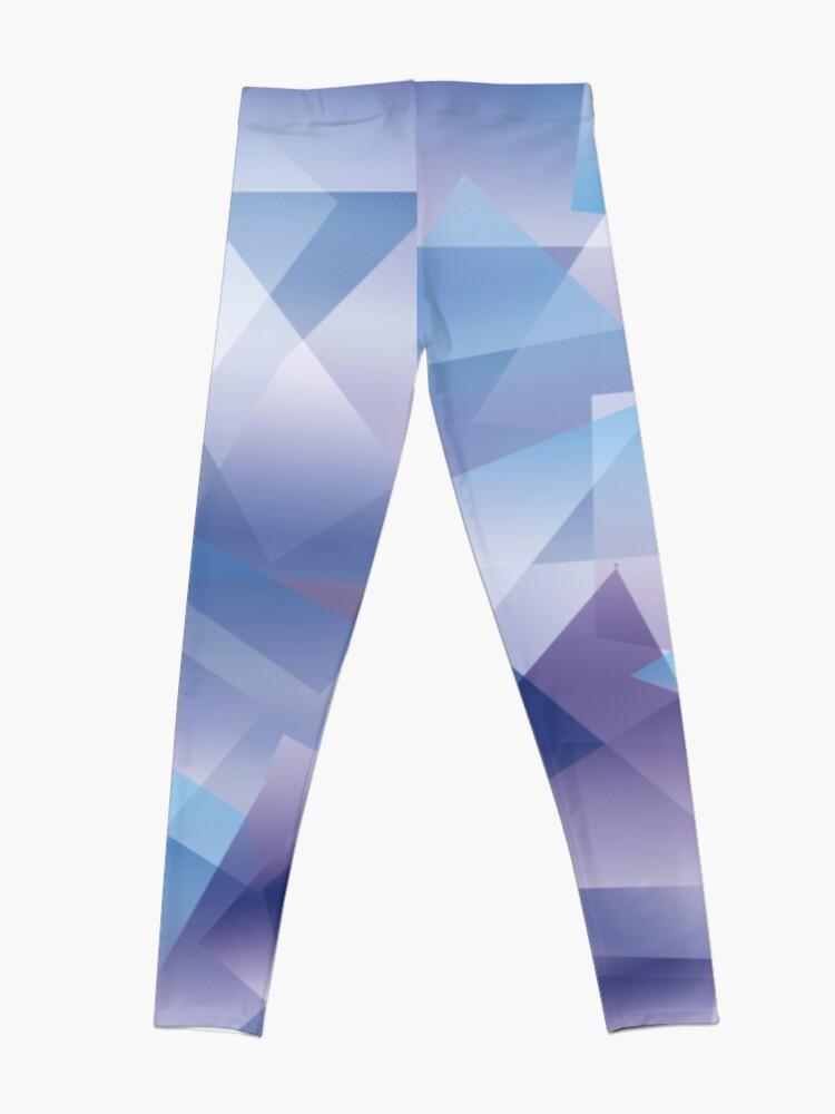 Vista alternativa de Leggings Abstract geometric pattern