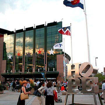 Pepsi Center by cinque