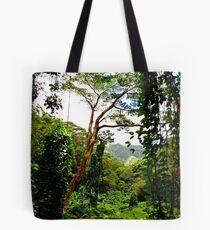 Manoa Rainforest Tote Bag