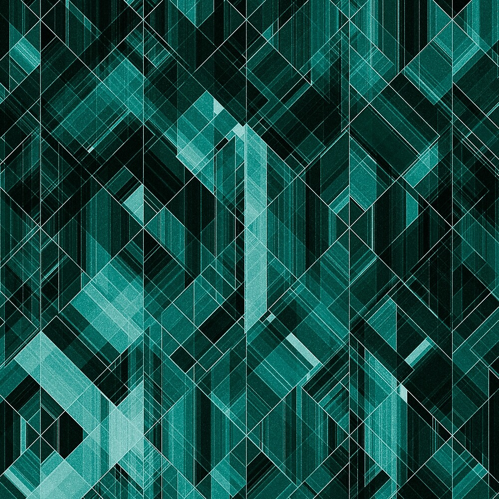 Abstract geometric pattern by LoraSi