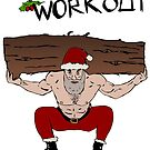 Santa Claus workout by Logan81