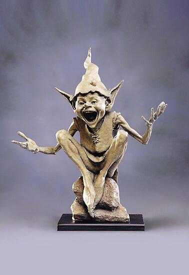 Isabel's goblin by David Goode