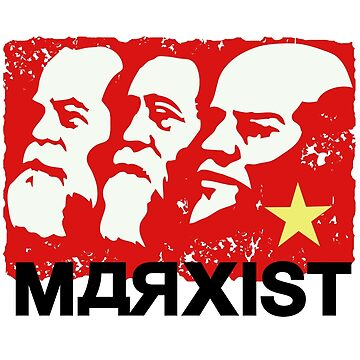 Marx, Lenin and Engels Marxist by NeoFaction
