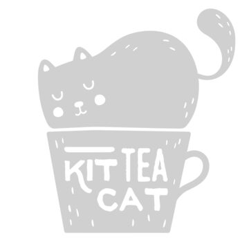 Kit Tea Cat - Cats by blushingcrow