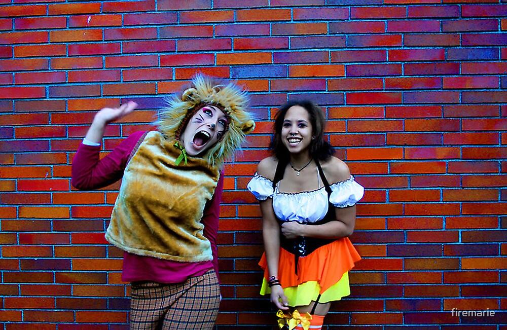 Halloween by firemarie